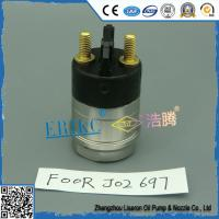 Wholesale F00R J02 697 bosch oil pump injector control solenoid valve F00RJ02697, fuel injector solenoid valve bosch F OOR J02 697 from china suppliers