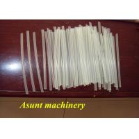 Wholesale Drinking Straw Plastic Pipe Making Machine Single screw With 38CrMoAlA from china suppliers