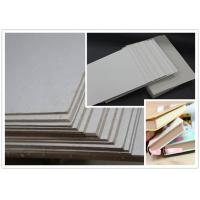 Wholesale Thickness 1.28mm Grey board for printing industry / education / exercise books from china suppliers