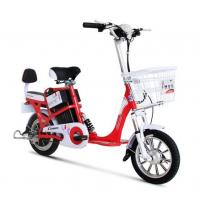 city electric bike electric scooter simple style lead acid. Black Bedroom Furniture Sets. Home Design Ideas