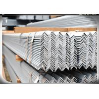 Wholesale Galvanized Equal Channel Steel Section Profiles , Steel Structure Section from china suppliers