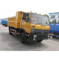 Wholesale factory direct sale DONGFENG brand 4*2 RHD 10ton dump truck, best price cummins 170hp diesel 10tons RHD tipper truck from china suppliers
