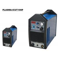 Wholesale 100A Portable Inverter Plasma Cutting Machine Three Phase For Metal Sheet Cutting from china suppliers