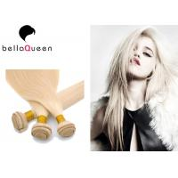 Wholesale Professional Blonde Straight 613#  European Virgin Hair Weave For Beauty Works from china suppliers