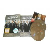 Wholesale Movie TV Series DVD Box Sets Chicago Justice Season 1 Disney And Pixar. Kids DVD Box Sets from china suppliers
