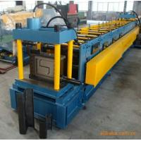 Wholesale 18-20Mpa Gcr 15 Z purlin roll forming machine with 15 rows Rollers / PLC vector inverter from china suppliers