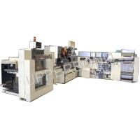 Buy cheap MK9 Cigarette Making Machines With AC Servo Motor Lower Noise from wholesalers