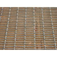 Wholesale Brass Crimped Wire Mesh 15mm x 15mm Mine Sieving Mesh from china suppliers