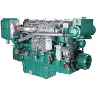 Wholesale Marine Diesel Engines 112 Kw 152 HP For Boat With Four Stroke Binary Cooling from china suppliers