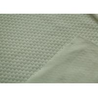 Wholesale Professional White Custom Fleece Fabric For Bench Bah Towel 290gsm from china suppliers