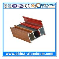 Wholesale Extruded Thermal Break Aluminum Profile for Sliding Window China from china suppliers