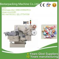 Wholesale Double twist chocolate ball wrapping machine with auto hopper from china suppliers