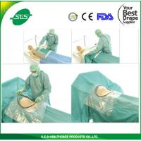 Wholesale Cesarean Section Surgical Drape with Pouch and Fenestration from china suppliers