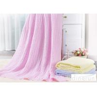 Professional Baby Long Bath Towels , Kids Bath Towels Customized Weight