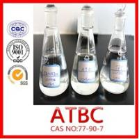 Wholesale ATBC Acetyl Tributyl Citrate Plasticizer For Innocuous PVC Products CAS 77-90-7 from china suppliers