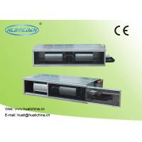 Buy cheap Duct Horizontal / Ceiling Concealed Fan Coil Unit With Chilled Or Hot Water 1700m³/h ~ 2380m³/h from wholesalers