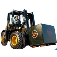 Wholesale 3.5t Diesel Engine Forklift Truck from china suppliers