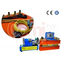 Quality Water Cooling Conveyor Belt Vulcanizing Equipment , Metallurgy Belt Vulcanizing Machine for sale