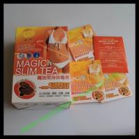 Wholesale Magic Japan Lingzhi slim power tea for Fat elimination from china suppliers