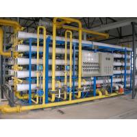 Wholesale Business Reverse Osmosis Water Treatment Equipment , Mineral Water Plant from china suppliers