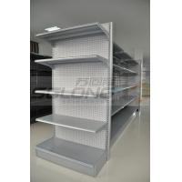 Wholesale Single Sided / Double Sided Grocery Store Display Fixtures Super Market Racks from china suppliers