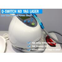 Wholesale 1064nm Yag Laser Tattoo Removal Machine , Q Switch Laser For Face from china suppliers