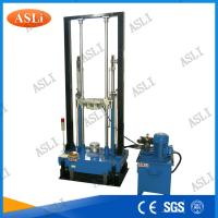 Wholesale AC 380V 50 / 60HZ Mechanical Shock Test Machine Affordable Price OEM service from china suppliers