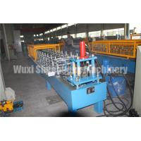 Wholesale Reinforced Fire Stop Frame Making Machine Door Profiles PLC Control System from china suppliers