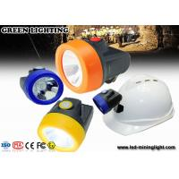 Wholesale Colorfull Cover LED Miners Headlamp , Underground Mapping staff Coal Mining Lights from china suppliers