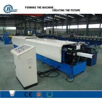 Wholesale High Efficiency Downpipe Roll Forming Machine , Roof Panel Roll Forming Machine from china suppliers