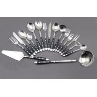 Wholesale Classic design forged stainless steel cutlery with many serving pieces from china suppliers