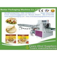 Quality Bestar automatic papadam packaging machine  flow pack wrapper in modified atmosphere ,papadam wrapping machine for sale