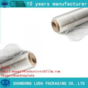 Wholesale Stretch wrap film pe stretch film pallet stretch film pre stretch 280% cling wrap film from china suppliers