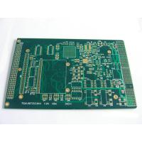 Wholesale 4 Layers Rigid PCB OEM Circuit Board with High TG PTH Boards for Embedded System from china suppliers