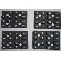 Wholesale High - End Silicone Rubber Keypad Multi Color Matte Waterproof For Calculator from china suppliers