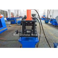 Wholesale Galvanized Steel CZ Purlin Roll Forming Machine With 13 Stations from china suppliers