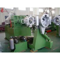 Wholesale 110KW Double Head Plastic Strainer Extruder 1500 - 2000 Kg / Hr from china suppliers