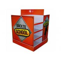 Wholesale Cardboard Pallet Display for toys back to school pallet displays ENPD008 from china suppliers