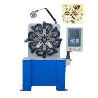 Wholesale 3 - Axis Universal CNC Spring Forming Machine For Steel Wire High Speed 100pcs / min from china suppliers