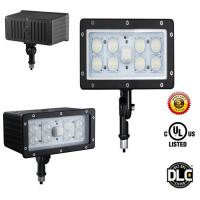 Wholesale AC100-277V 5 Years Warranty 45W Outdoor LED Flood Light LED Security UL DLC from china suppliers
