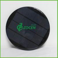 Wholesale Single Crystal 4V 100mA Laminated Solar Panel For Solar Torch / Flashlight from china suppliers