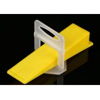 Wholesale Tile Accessories Tile Spacer Leveling System Floor Tile Leveling Spacer Clips Tools from china suppliers