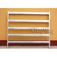 Wholesale galvanized cattle fence panels cow panels livestock gates from china suppliers