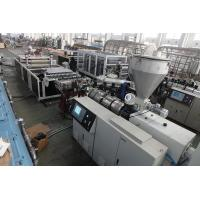 Wholesale ASA+PVC composite roof tile machine/a machine for roof tiles from china suppliers