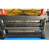 Wholesale Fully Electric Double Layer Automatic Roll Forming Equipment Chain Drive High Speed from china suppliers