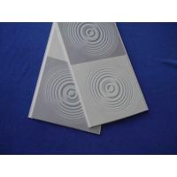 Wholesale Waterproof UPVC Ceiling Strips PVC Ceiling Panels For Residential from china suppliers