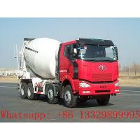 Wholesale new faw cement mixer truck 10-12cbm for sale from china suppliers