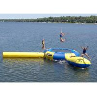 Wholesale Rave 15' Aqua Jump Eclipse 150 Water Park, Northwoods Edition , Inflatable Water Games from china suppliers
