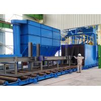 Wholesale High Power Customized Shot Peening Equipment For Internal Stress Eliminating from china suppliers