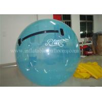Wholesale 2m Colorful Inflatable Water Toys , Large Inflatable Human Water Ball 1.0mm from china suppliers